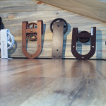K.S. SLIDING BARN HARDWARE