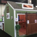 10′ x 10′ Ranch Style Shed