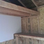 Peg Board Install Available