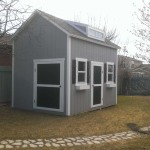 10′ x 14′ Ranch Style Shed