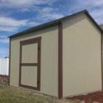 8′ x 12′ Ranch Style Shed
