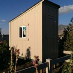 8′ x 8′ Lean To Style Chicken Coop