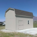 12′ x 20′ Barn Style Shed