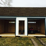 16′ x 26′ Barn With 9′ Walls