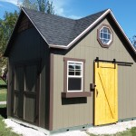 3 PEAK RANCH SHED