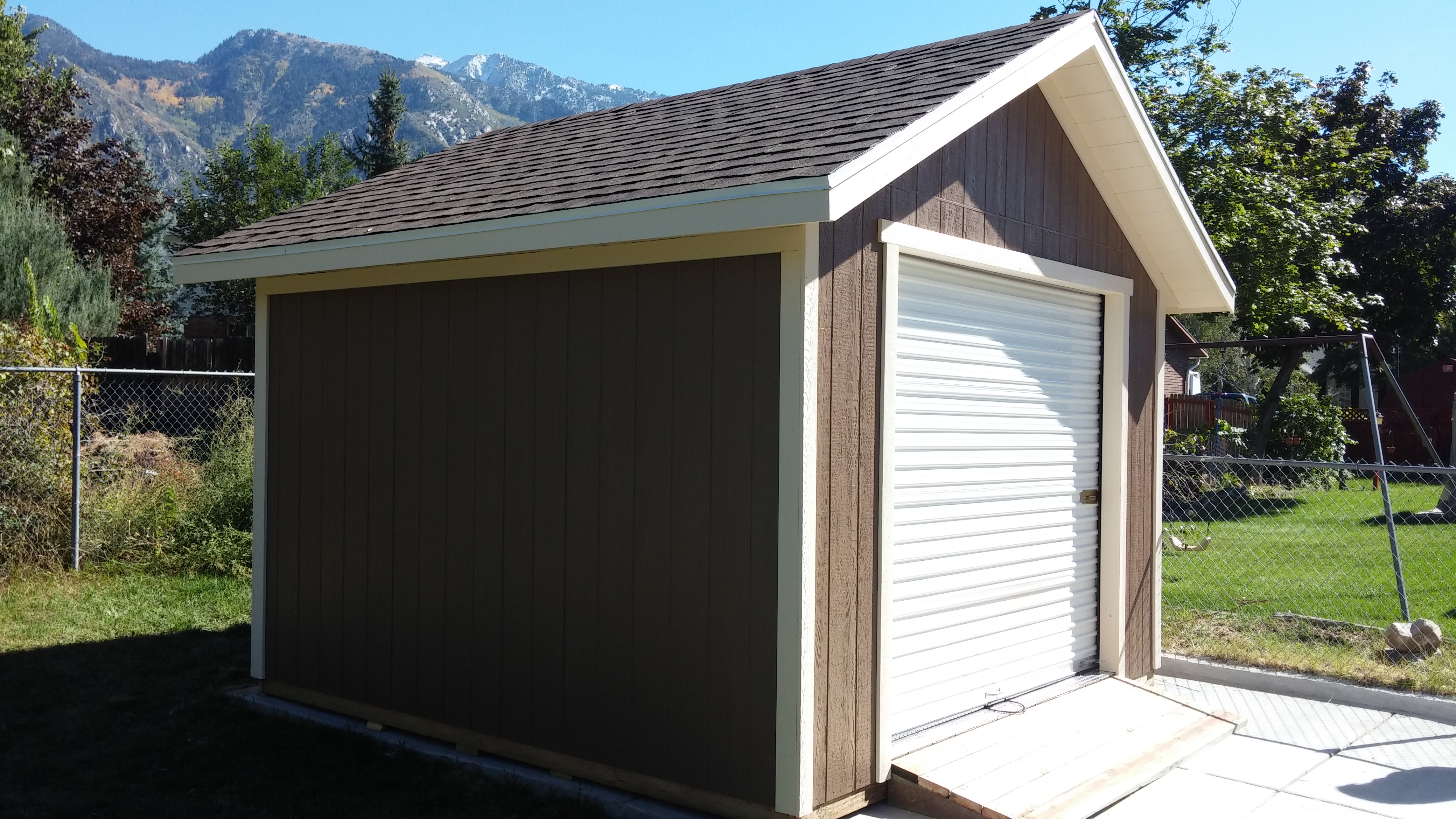 Roll door shed roll up door for shed roll up doors for for 12x12 overhead garage door