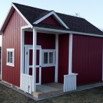 Shed & Play House ( 10′ x 14′ )