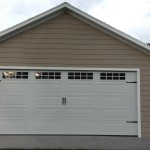 22′ x 24′ RANCH GARAGE W/ 10′ WALLS *HARDIE LAP SIDING EXTERIOR*