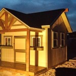 CUSTOM 10′ X 14′ SHED / PLAYHOUSE