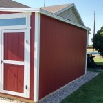 LEAN TO ROOF SHED