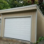 "15′.6"" X 22′.6"" LEAN TO GARAGE / NON PAINTED"
